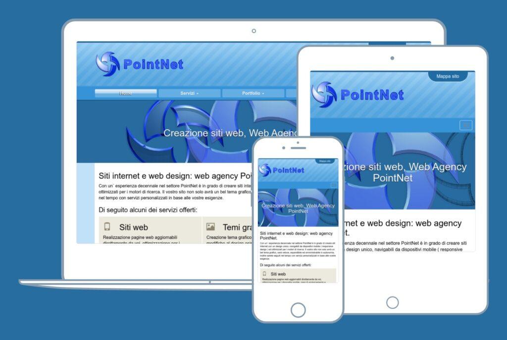 Creazione sito web ottimizzato per smartphone